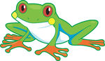 Rainforest Frog Drawings | Clipart Panda - Free Clipart Images