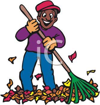 rake and leaves clip art clipart panda free clipart images rh clipartpanda com rake leaves clipart Man Raking Leaves