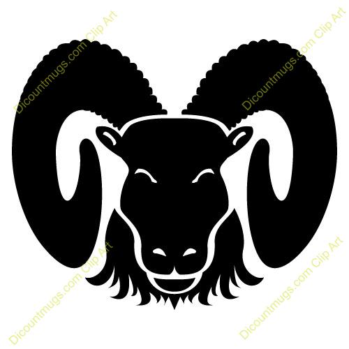 this black ram clip art clipart panda free clipart images rh clipartpanda com Ram Clip Art Mascot Football Rams Clip Art