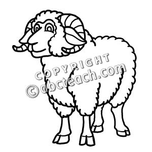 clip art cartoon sheep ram clipart panda free clipart images rh clipartpanda com ram clipart free ram clipart mascot