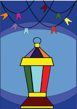 Christmas Tree Lamp