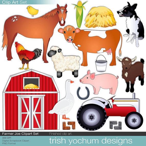 farm clipart free