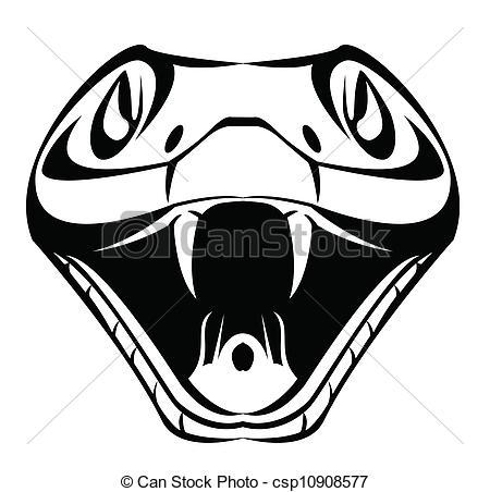 Rattlesnake head logo - photo#20
