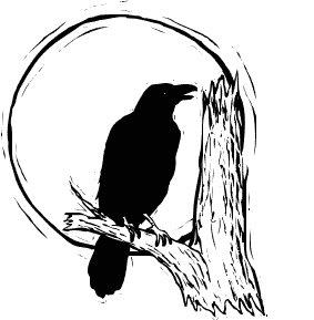 Raven Clipart Public Domain | Clipart Panda - Free Clipart ...