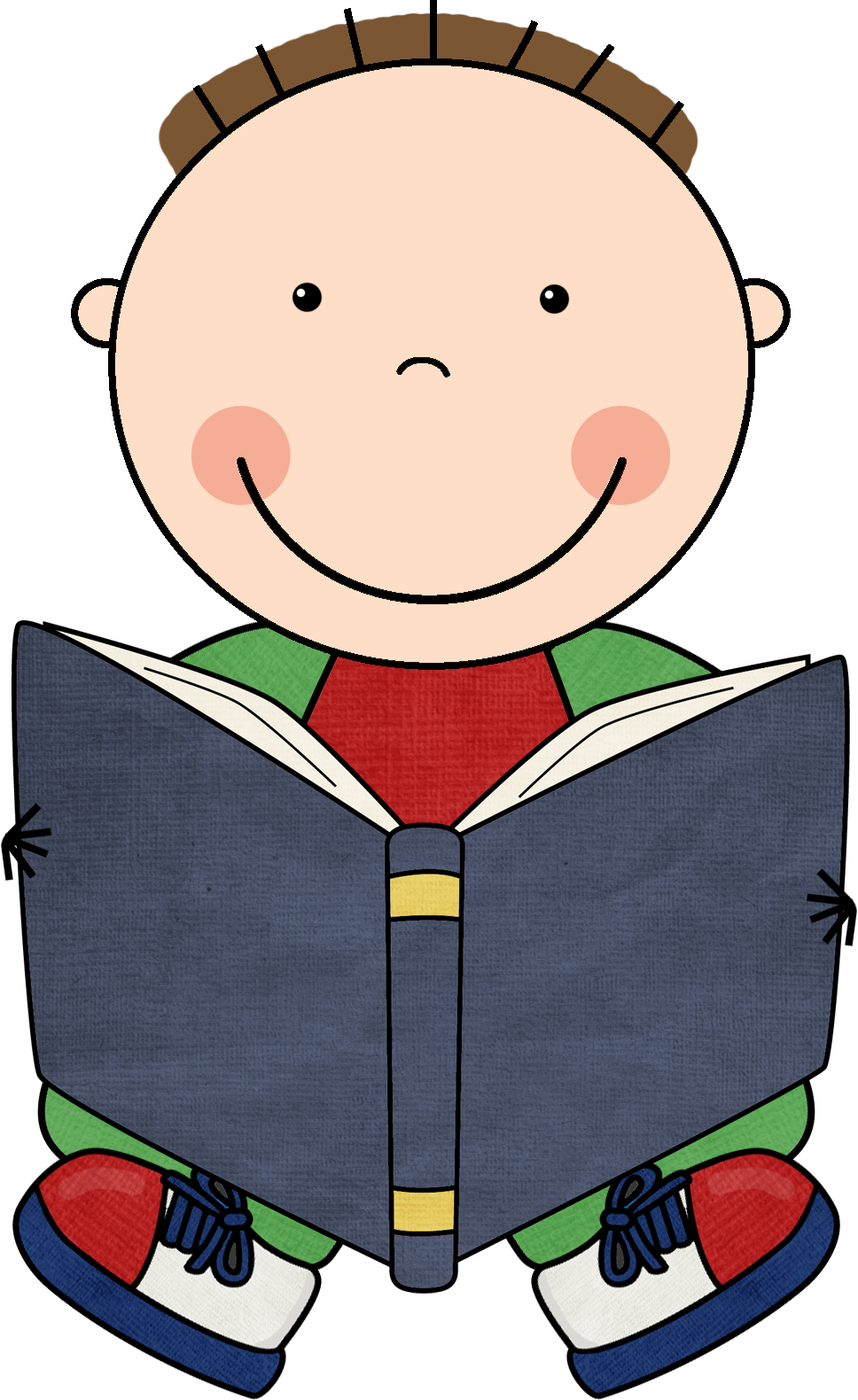 Read To Someone Daily 5 | Clipart Panda - Free Clipart Images