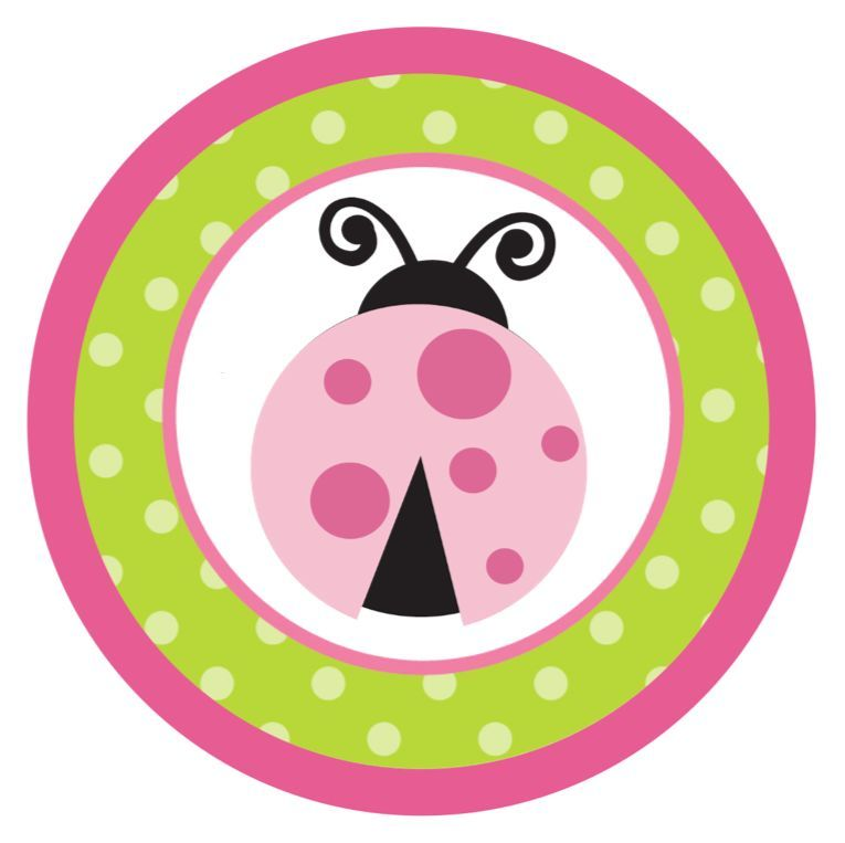 Real Pink Ladybugs | Clipart Panda - Free Clipart Images Pink And Green Ladybug Clipart