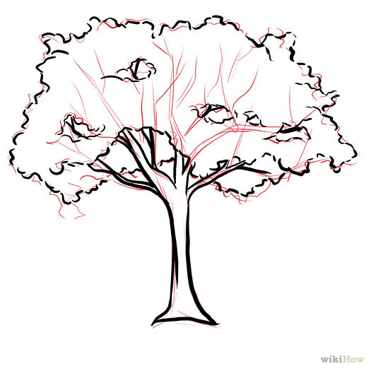 realistic apple tree drawing clipart panda free clipart images. Black Bedroom Furniture Sets. Home Design Ideas