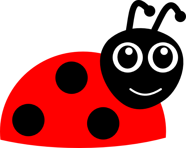 cartoon ladybug clip art clipart panda free clipart images rh clipartpanda com clipart ladybug on leaf christmas ladybug clipart