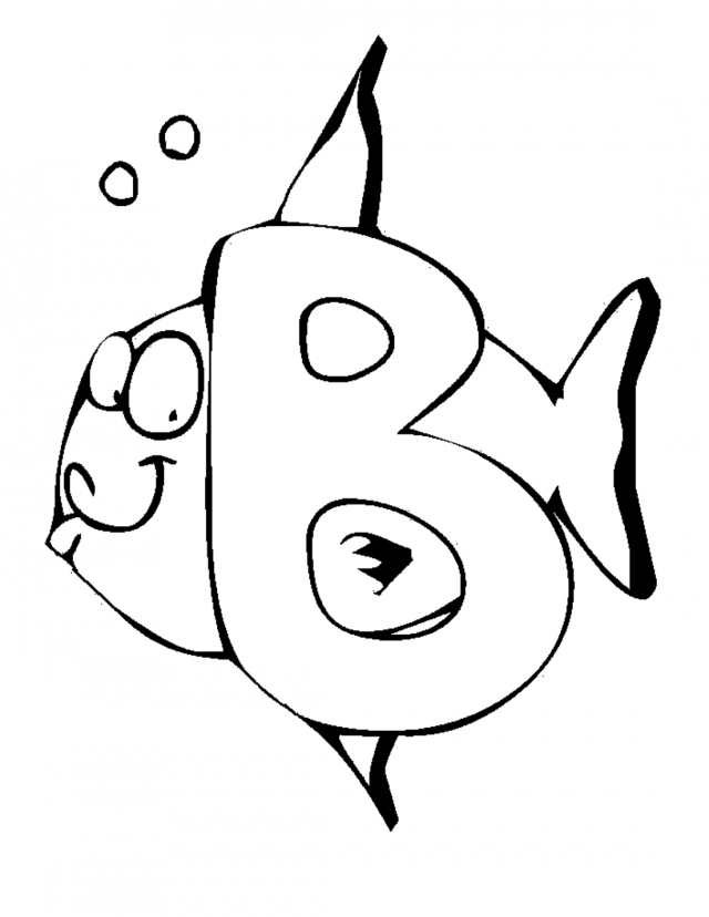 Realistic Tropical Fish Coloring Pages | Clipart Panda - Free ...