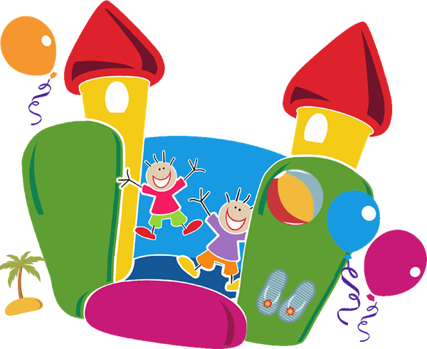 free bounce house clipart - photo #3
