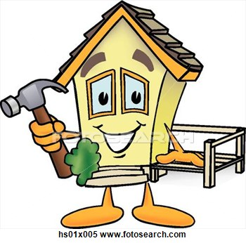 House construction clip art free