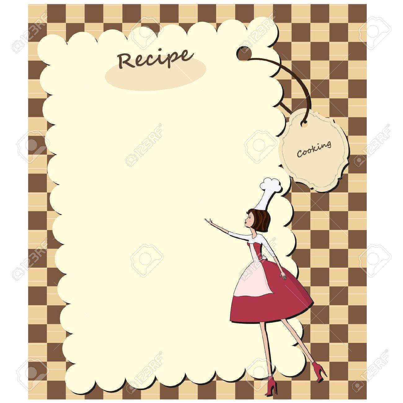 Recipe Clip Art Free