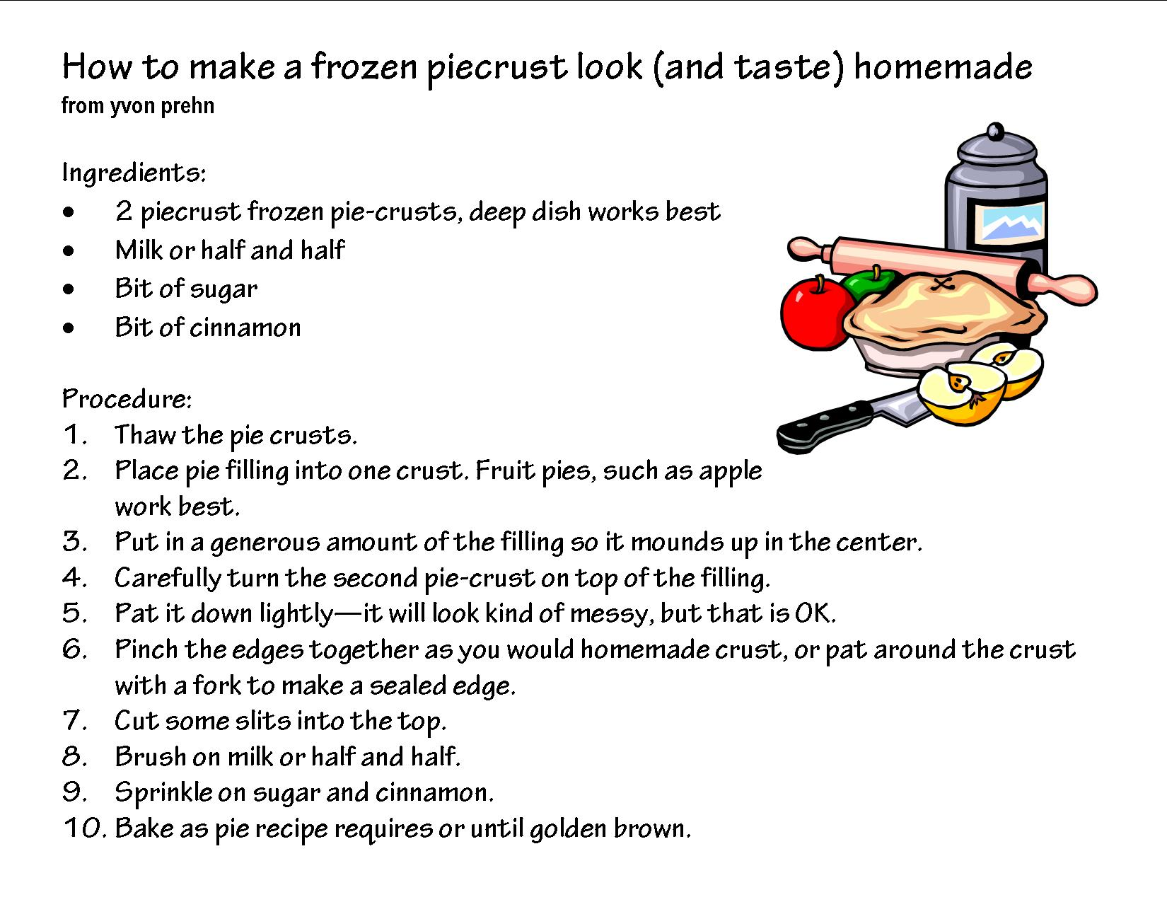 clipart for recipes - photo #33
