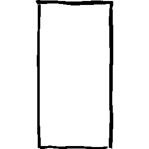 Frame rectangle. Clipart panda free images