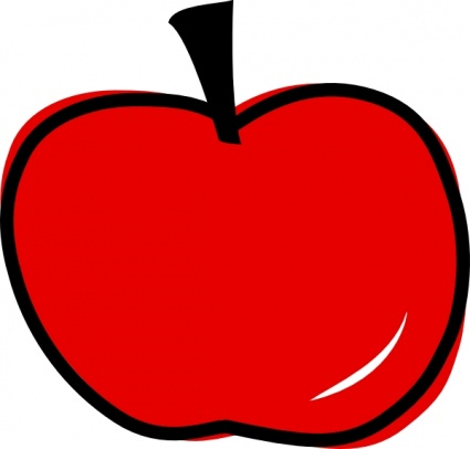 red apple clip art vector clipart panda free clipart images rh clipartpanda com red apple clipart black and white red apple clipart png