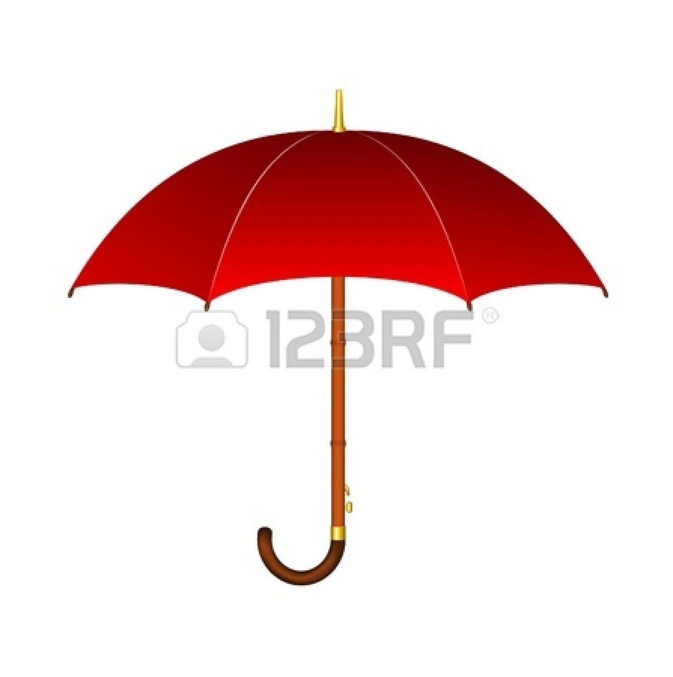 Red Closed Umbrella | Clipart Panda - Free Clipart Images