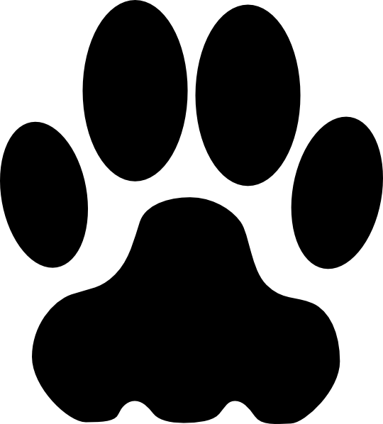 dog paw print clip art free download clipart panda clip art dog paw under door clip art dog paw jpg