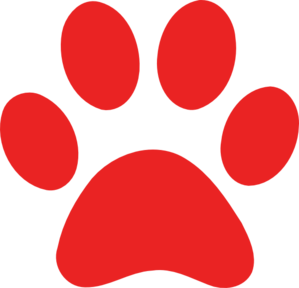 red%20dog%20paw%20clipart