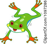 red-eyed%20tree%20frog%20clipart
