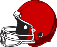 Red Football Helmet Clipart | Clipart Panda - Free Clipart Images