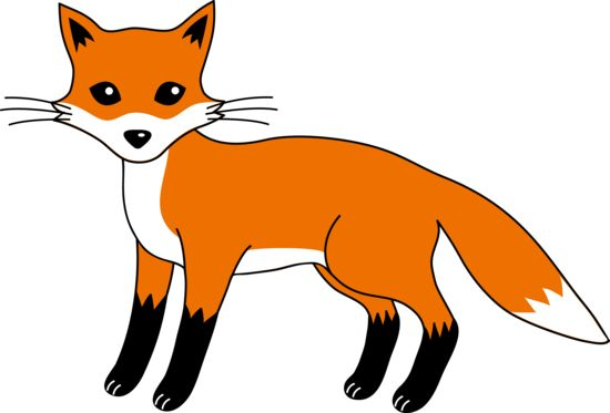red fox clipart clipart panda free clipart images rh clipartpanda com Red Fox Sketch Red Fox Illustration