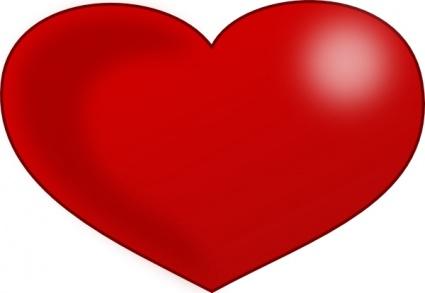 Clipart Heart Shape   Clipart Panda - Free Clipart Images