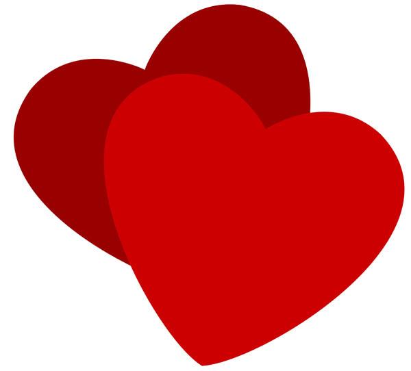 hearts of love free clip art clipart panda free clipart images rh clipartpanda com clip art free hearts borders free clipart heart shape
