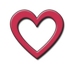 Heart Shape Clip Art | Clipart Panda - Free Clipart Images