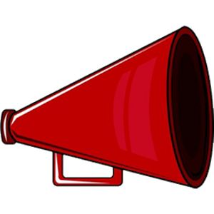 Red Megaphone Clipart | Clipart Panda - Free Clipart Images