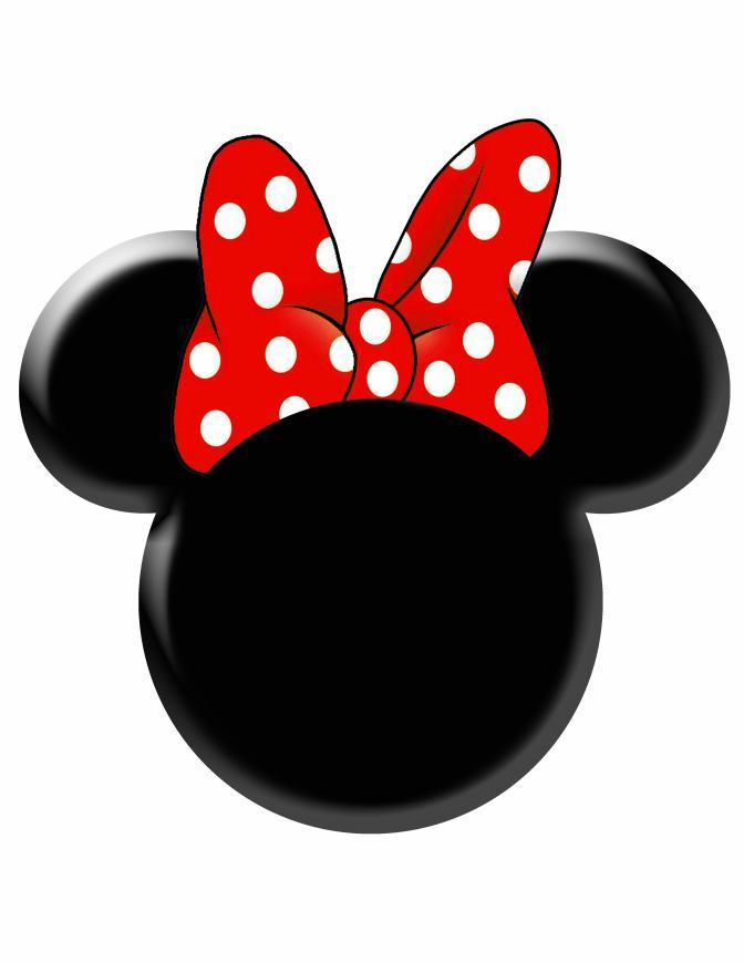 red-minnie-mouse-face-Minnie Bow Head Red jpgRed Minnie Mouse Head Clip Art