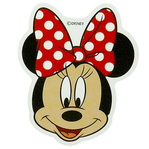 Pics Photos - Minnie Mouse Face Template Minnie Mouse Heads Clipart