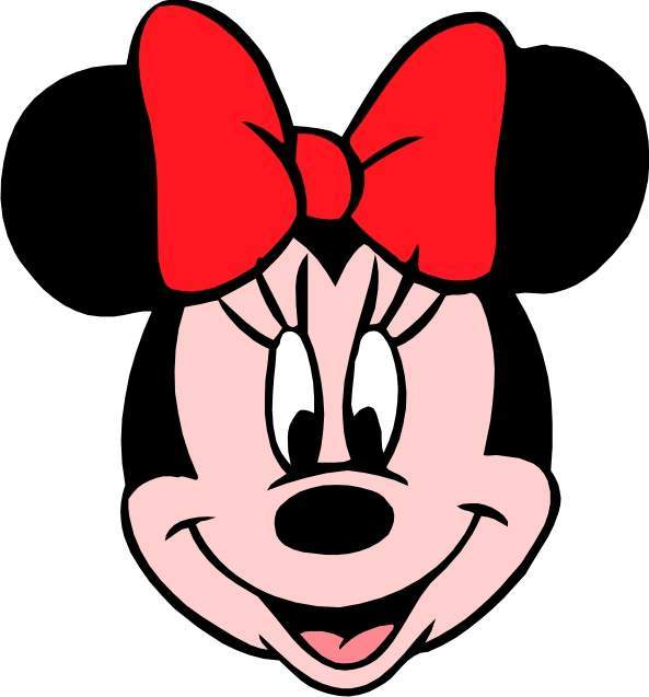 Red Minnie Mouse Wallpaper | Clipart Panda - Free Clipart Images