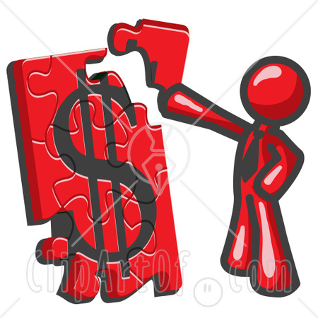 Red Money Sign Clip Art | Clipart Panda - Free Clipart Images