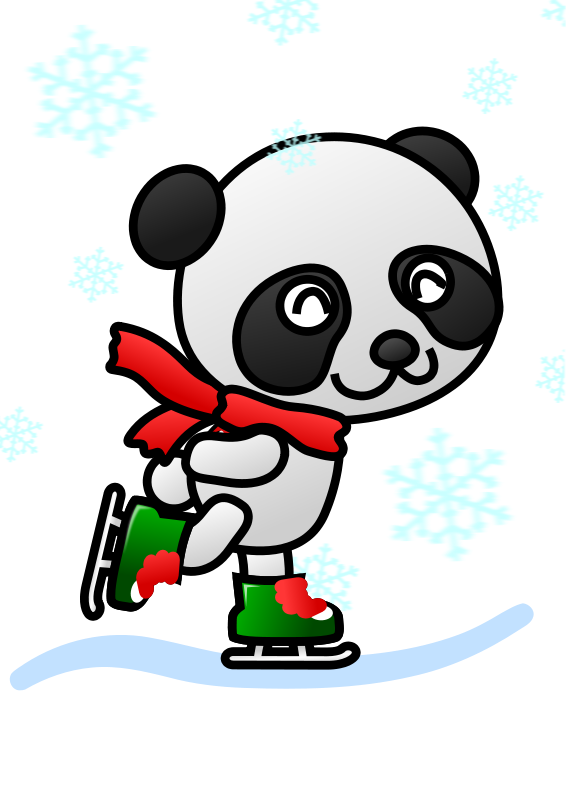 this cute clip art of a panda clipart panda free clipart images rh clipartpanda com
