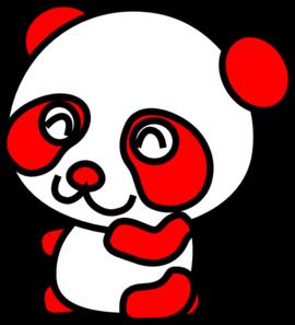 Red Panda Clipart