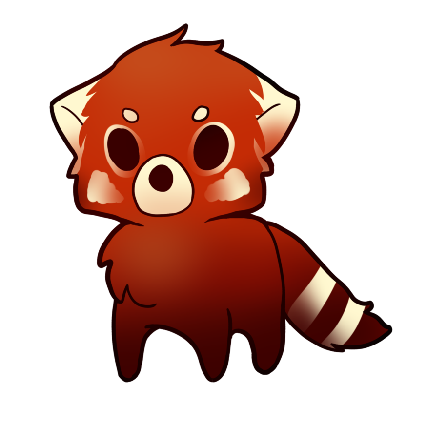 Red Panda Drawing  Clipart Panda  Free Clipart Images