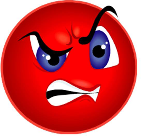 red smiley face png clipart panda free clipart images angry face clip art black and white angry face clip art black and white