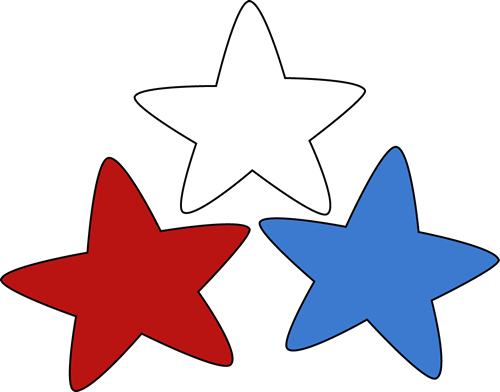 Red Star Border Clip Art | Clipart Panda - Free Clipart Images