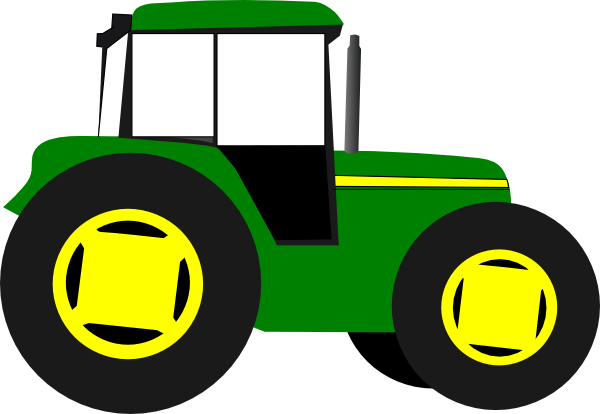Tractor Clip Art : Red tractor clipart panda free images