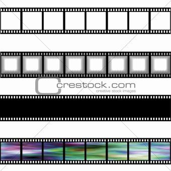 Film Reel Border Clip Art Clipart Panda Free Clipart Images