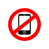 No Cell Phone Clipart | Clipart Panda - Free Clipart Images