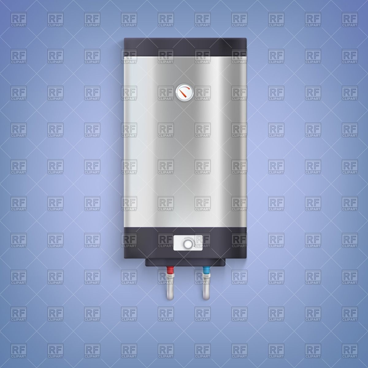 Clipart Water Heater