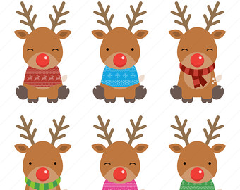 reindeer clipart clipart panda free clipart images rh clipartpanda com cute christmas reindeer clipart cute christmas reindeer clipart