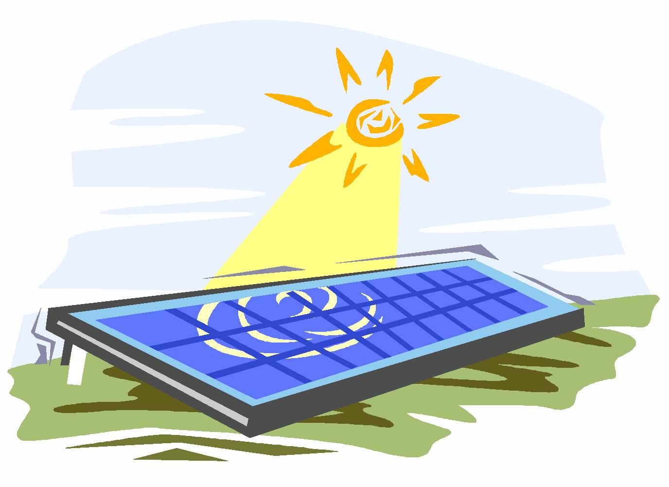 Solar Panel Clip Art Solar