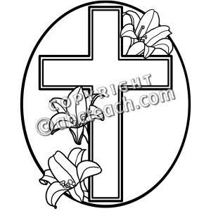 Cross Clipart Black And White | Clipart Panda - Free Clipart Images