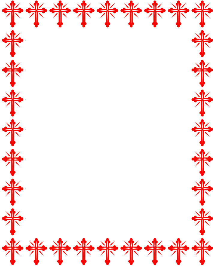 Christian Borders For Paper | Clipart Panda - Free Clipart Images
