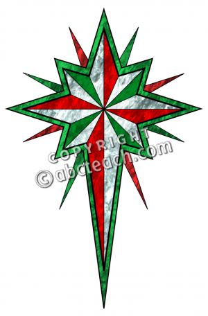Christmas Star Border Clip Art | Clipart Panda - Free Clipart Images