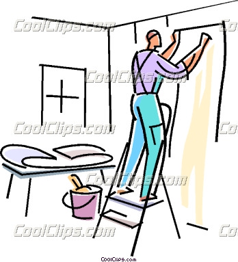 renovation clip art project