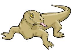 Reptile clip art