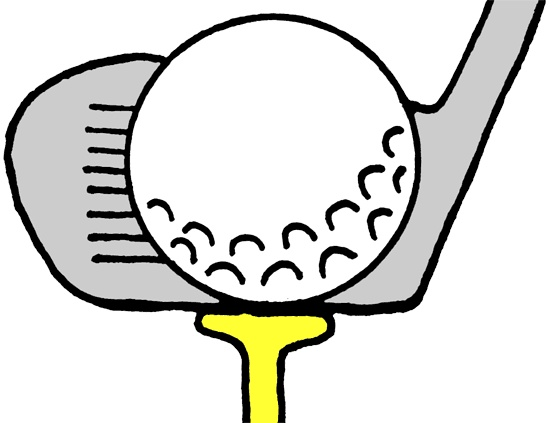 Golf Ball Clip Art Free Vector | Clipart Panda - Free ...